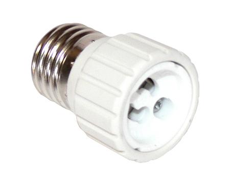 Lámpa foglalat átalakító E27-GU10