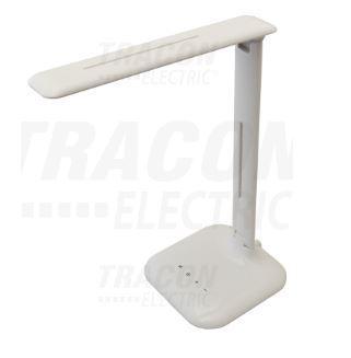 LED asztali lámpa szabályozható fényerő és színhőmérséklet