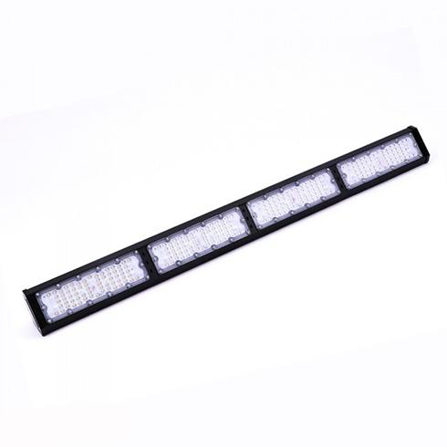 LED csarnokvilágító Egyenes irányú függeszthető  (200W/100°) Hideg fehér