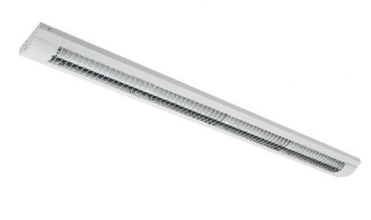 Led fénycsöves lámpatest Nina 1x18W természetes fehér