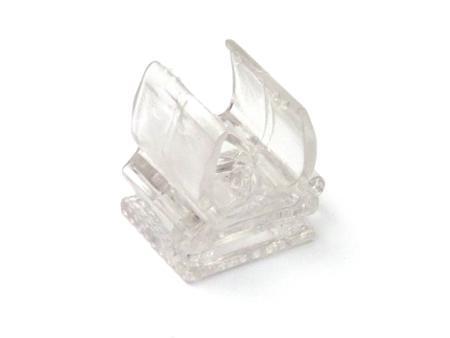 Led fénykábel rögzítő Krokodil klip 25 db