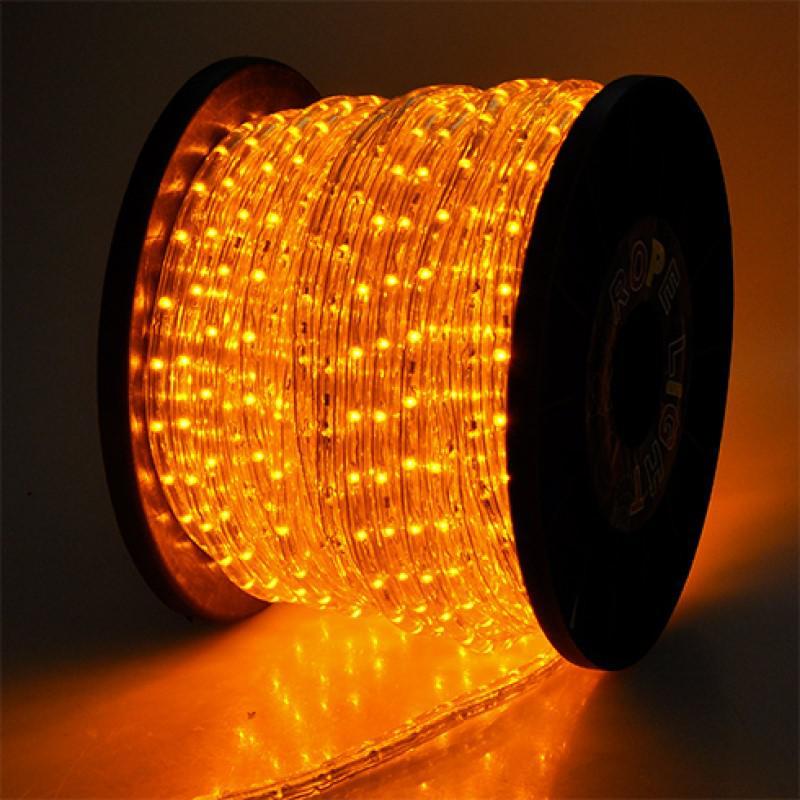 Led fénykábel sárga TG