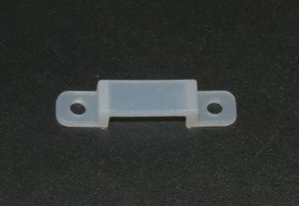 Led fénykábel SMD szilikon rögzítő