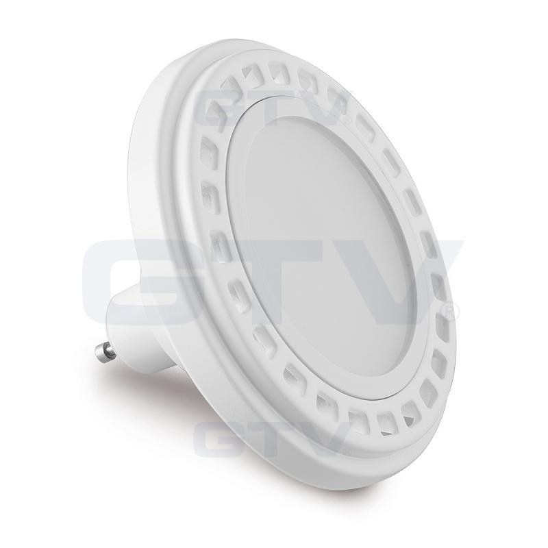 LED lámpa AR111  12W  120° 230V természetes fehér