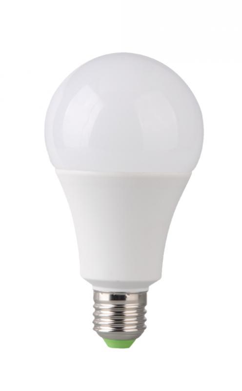 Led lámpa E27 (12W/250°) Gömb természetes fehér