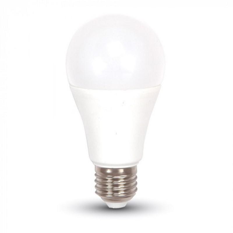 LED lámpa E27  meleg fehér, Samsung  11Watt/200°