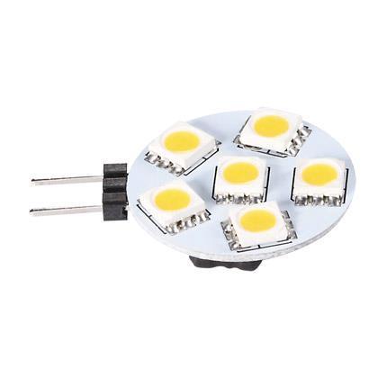 Led lámpa G4 1W hideg fehér