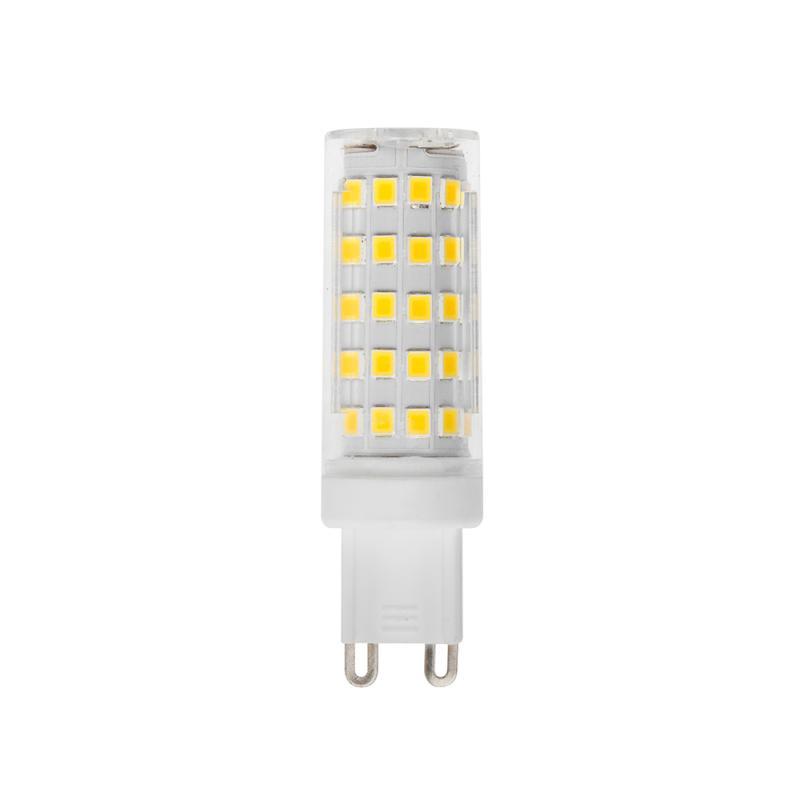 Led lámpa G9 7W meleg fehér