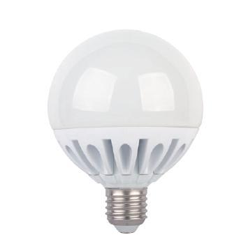 Led lámpa gömb 15W E-27 G95 fehér