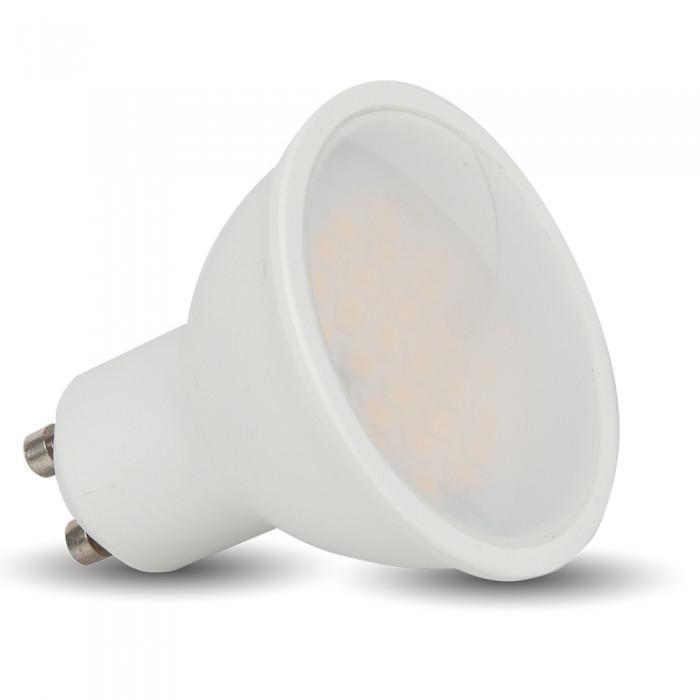 LED lámpa Gu-10 5W 110° meleg fehér