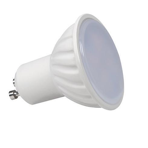 LED lámpa Gu-10 5W COB meleg fehér