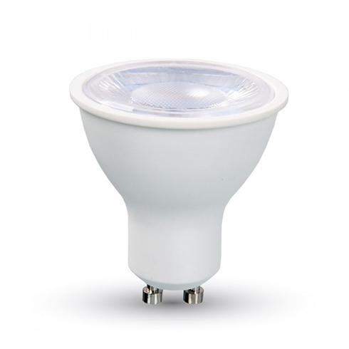 LED lámpa Gu-10 8W meleg fehér 38°