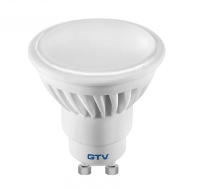 LED lámpa Gu-10 COB2835 10W meleg fehér