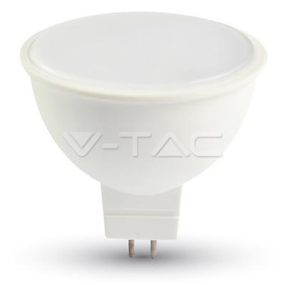 LED lámpa Gu-5.3 12V 7W hideg fehér
