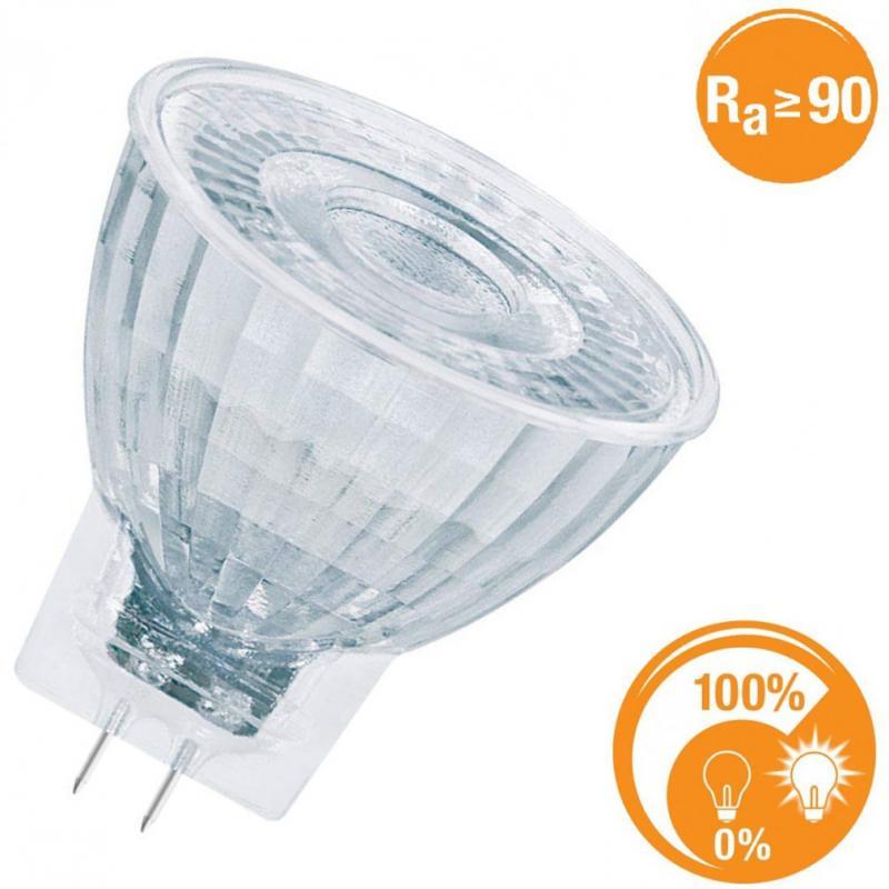 Led lámpa Gu4 3,1W MR11 dimmelhető Osram Parathom