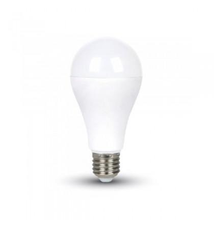 Led lámpa körte 15W E-27 200° meleg fehér