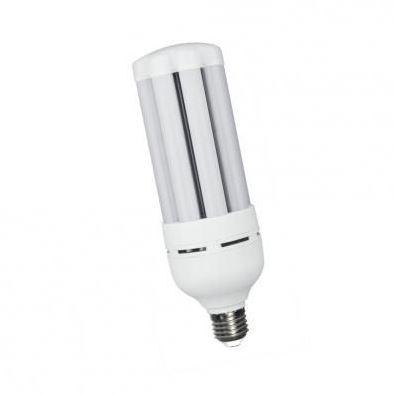 Led lámpa körte 60W E-40 360° hideg fehér
