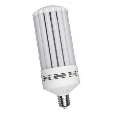 Led lámpa körte 80W E-40 360° hideg fehér