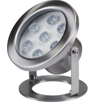 LED medence lámpa 12V 6W IP68 RGB
