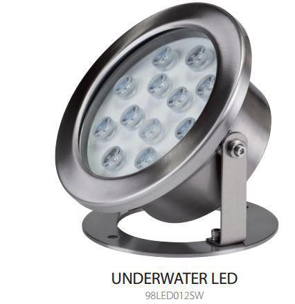 LED medence lámpa 24V 12W IP68 4000K
