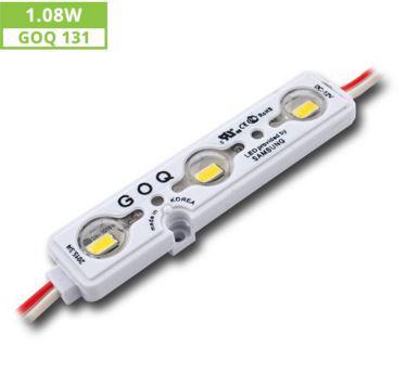 LED modul 1.08 Watt 3x5630 Samsung LED IP68 11000K