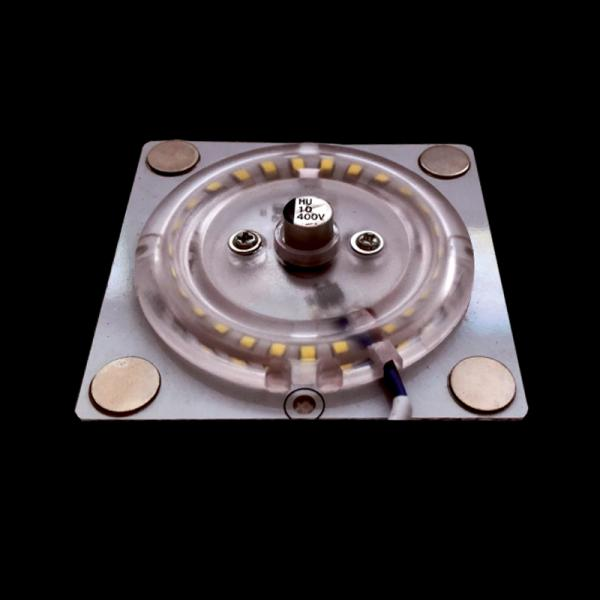 LED modul 12 Watt hideg fehér