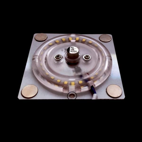 LED modul 12 Watt meleg fehér