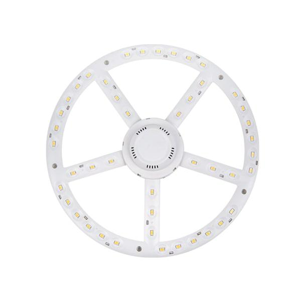 LED panel UFO lámpába 220mm 18W COB természetes fehér 12V