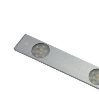 LED pultvilágítás 7W 3000K CAB-12 közelség érzékelővel