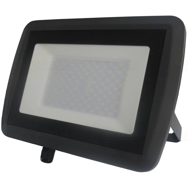 LED reflektor 100W sorkapoccsal, tömszelencével 4000K 8000lm IP65