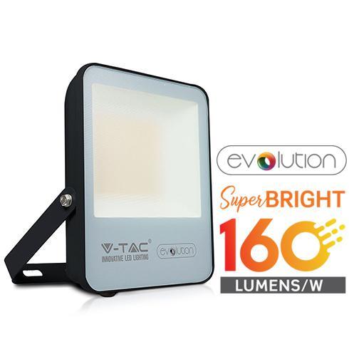 LED reflektor 200W/100° 160Lm/W hideg fehér