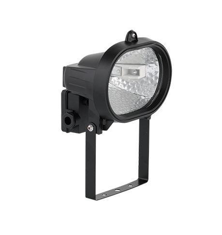 Led reflektor 5,5 W természetes fehér (fekete ház)