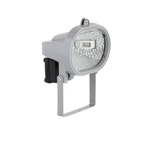 Led reflektor 5,5 W természetes fehér (szürke ház)