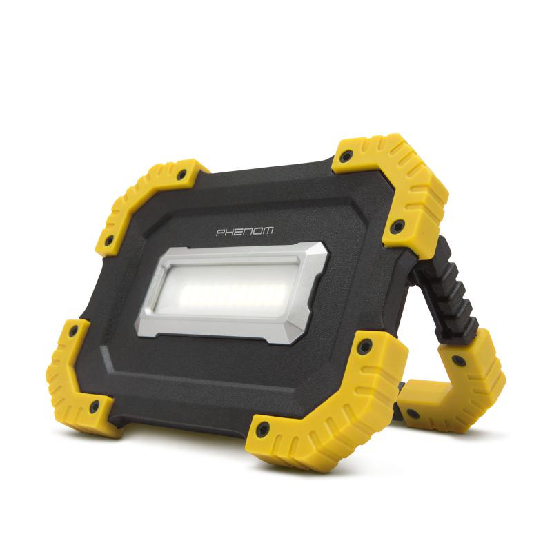 Led reflektor akkus 16W munkalámpa szerelőlámpa