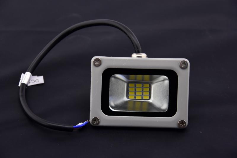 Led reflektor mini 10-24V DC 10 W természetes fehér dimmelhető