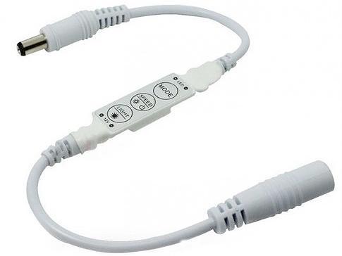 Led szalag fényerőszabályzó micro(dimmer)