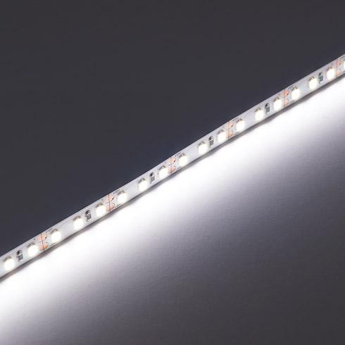 Led szalag SMD3528 9,6W/m 120 led/m beltéri hideg fehér
