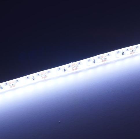 Led szalag SMD3528 9,6W/m 120 led/m kültéri szilikon hideg fehér