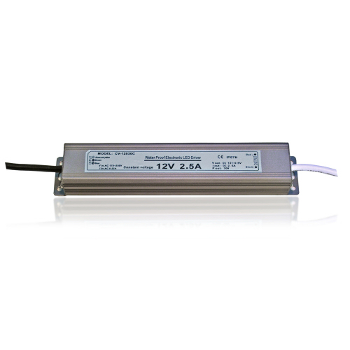 Led transzformátor 30W IP67 Elm