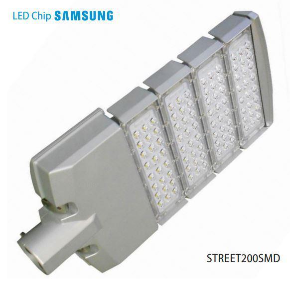 Led utcai világítás 200W SMD Street