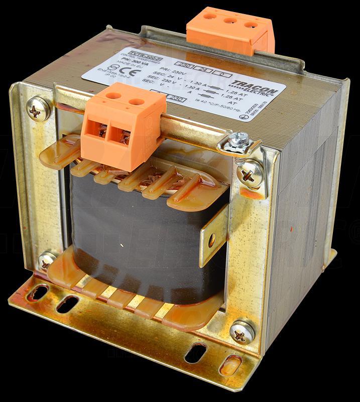 Leválasztó transzformátor 230V / 24-230V, max.300VA