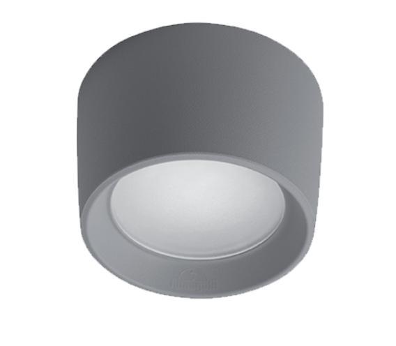 LIVIA 160 LED fali lámpa 10W szürke