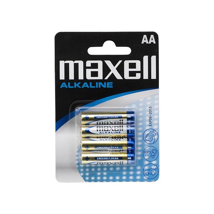 Maxell ceruza elem  AA LR6