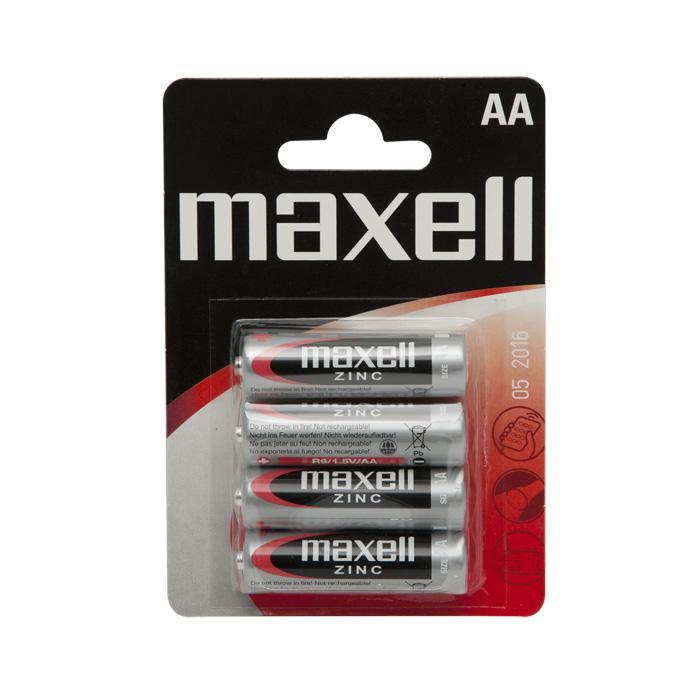 Maxell ceruza elem AA  R6