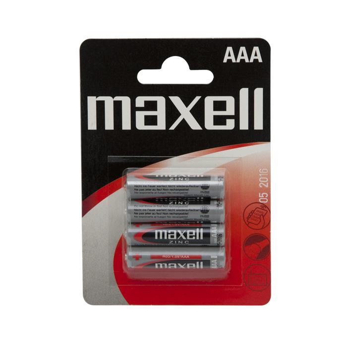 Maxell ceruza elem AAA  R03