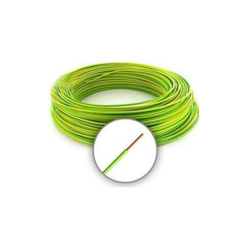 MCU 10mm2 vezeték zöld/sárga