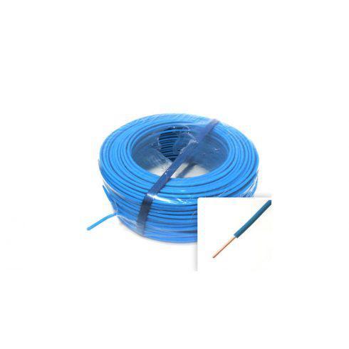 MCU 4mm2 vezeték kék
