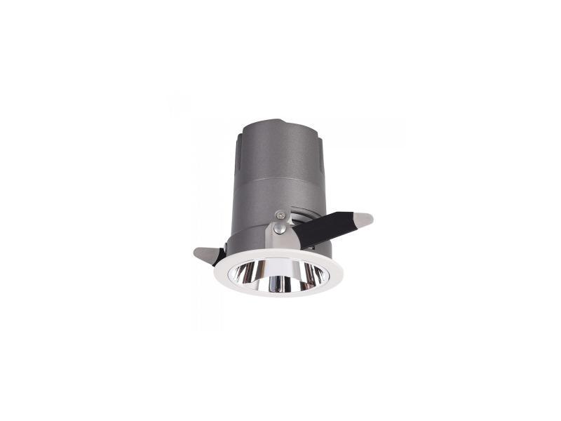 Mélysugárzó LED lámpa 10 W változtatható sugárzási szög, meleg fényű