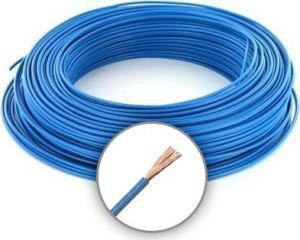 Mkh 4mm2 sodrott vezeték Kék