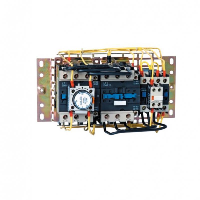 MOTORINDító CSILLAG-DELTA LT3-B-D40A 40A/400V tokozat nélkül